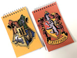 Hogwarts House Notebooks