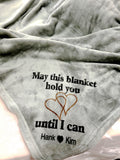 Military Deployment Long Distance Blanket