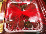 Chocolate Covered Strawberries, One Dozen