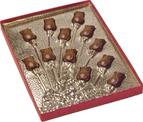 Rosebud Chocolate Set