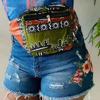 Fanny Pack - African Print