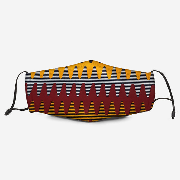 The Kente Fabric Mask G