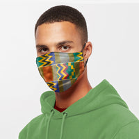 Gen II - The Kente Fabric Mask R - Filter Inserts
