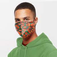 The Kente Fabric Mask T