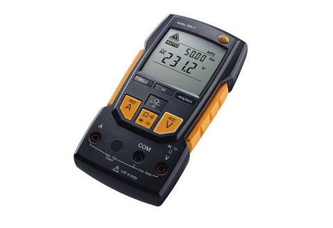Testo 760-1 Digital Multimeter with Auto-Test and Capacitance