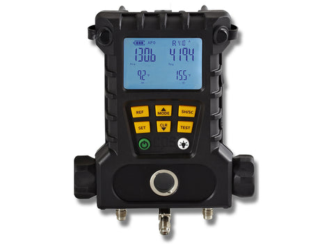 CPS MD50W | BlackMAX® 2-Valve Wireless Digital Manifold with 2 Clamp Probes