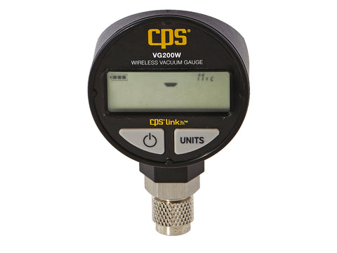 CPS VG200W | Wireless Vacuum Gauge