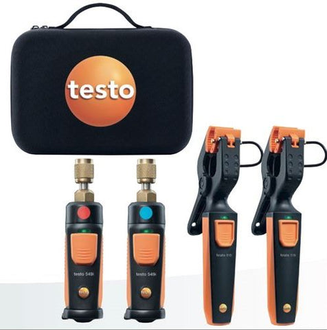 Testo Refrigeration Smart Probe Set