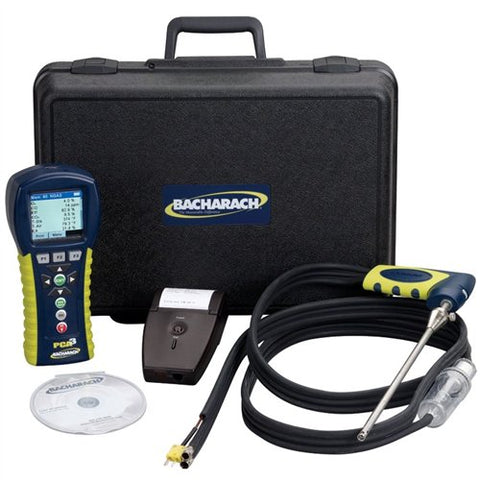 Bacharach PCA3 225 Combustion Analyzer with Printer