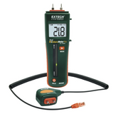 Extech MO265 Pin and Pinless Moisture Meter