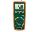 Extech EX470 Multimeter, TRUE RMS DMM Built in IR Therm. Laser