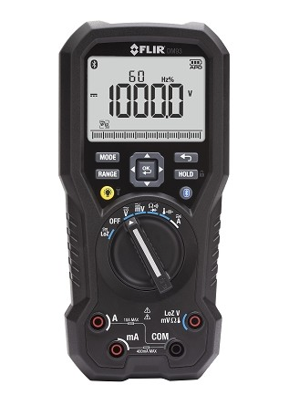 FLIR DM93 True RMS Industrial Multimeter
