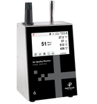 Particles Plus 7302-AQM Remote Air Quality and Environmental Monitor - 6 Channels, 0.3 - 25 Microns