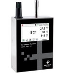 Particles Plus 5301-AQM Remote Air Quality and Environmental Monitor - 6 Channels, 0.3 - 25 Microns