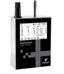 Particles Plus 5301P Remote Particle Counter - 6 Channels, 0.3 - 25 Microns