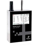 Particles Plus 5501P Remote Particle Counter - 6 Channels, 0.3 - 25 Microns