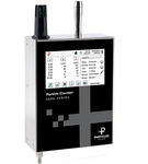 Particles Plus 5501 Remote Particle Counter - 6 Channels, 0.5 - 25 Microns