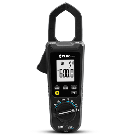 FLIR CM72 True RMS Clamp Meter