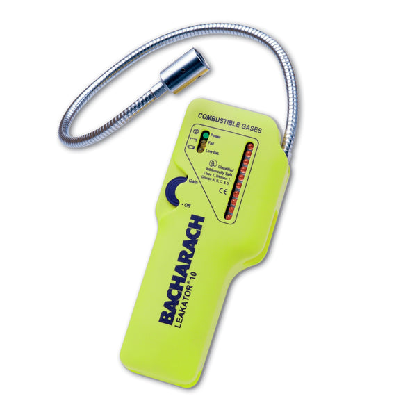 Bacharach Leakator 10 Combustible Gas Leak Detector