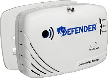 Defender CD8110 Battery Powered Commercial CO Detector