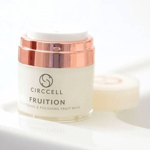 AMAZING SKIN BENEFITS OF VITAMIN C - Circcell Fruition Brightening & Polishing Face Mask
