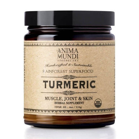 ALL ABOUT ADAPTOGENS: Super-Herbs to Manage Stress & Fatigue - Anima Mundi Turmeric