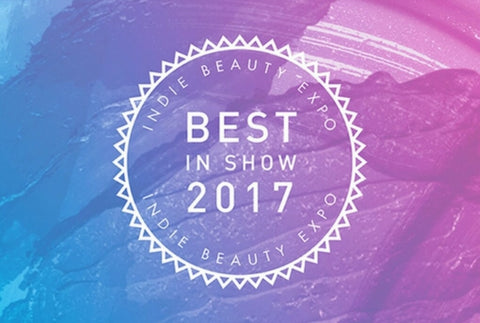 Luvi Beauty Congratulates the Indie Beauty Expo 2017 Best-in-Show Nominees
