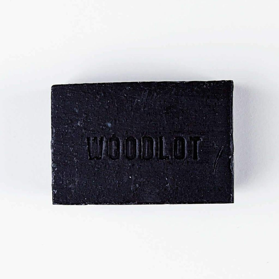 WOODLOT Soap Bar - Wildwoods Charcoal, Body Cleanser, WOODLOT, Luvi Beauty