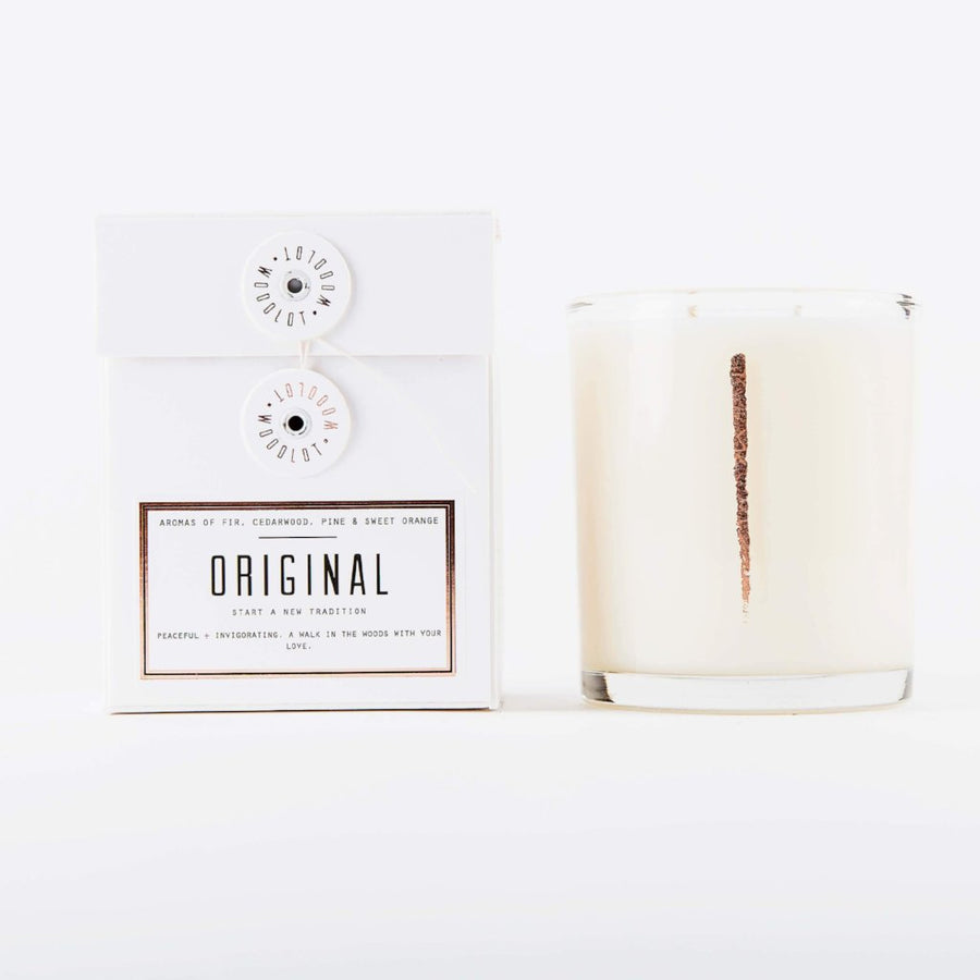 WOODLOT Candles, Candle, WOODLOT, Luvi Beauty