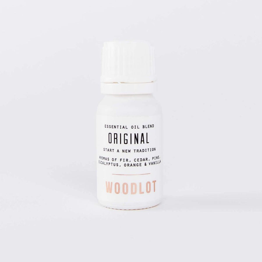 WOODLOT Essential Oil Blends-Home Oil-Luvi Beauty & Wellness