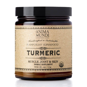 ANIMA MUNDI Turmeric-Ingestible-Luvi Beauty & Wellness