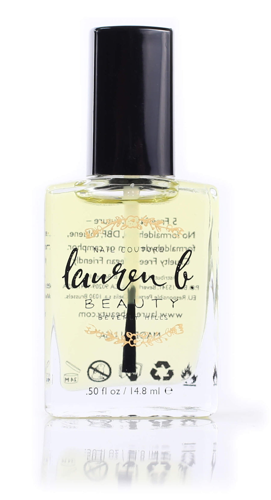 LAUREN B Cuticle Oil, NAIL CARE, LAUREN B, Luvi Beauty