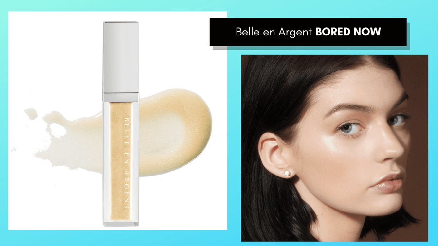 BELLE EN ARGENT Lip Luire Gloss, Lip Gloss, BELLE EN ARGENT, Luvi Beauty & Wellness