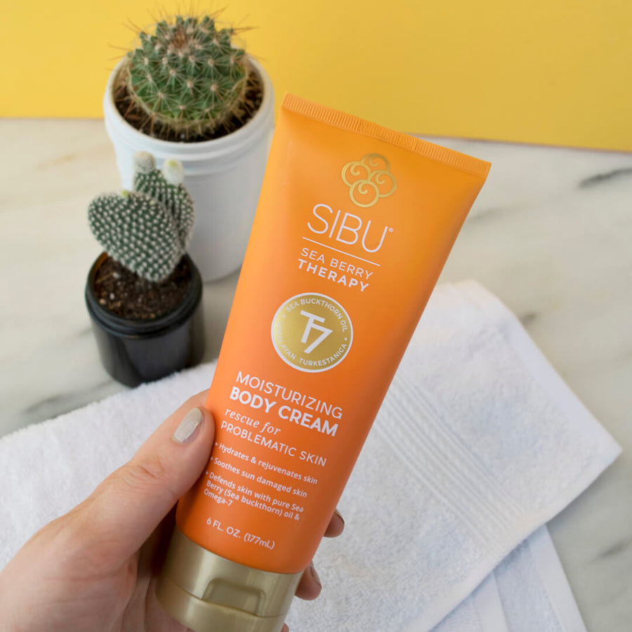 SIBU Moisturizing Body Cream, Body Moisturizer, SIBU, Luvi Beauty & Wellness