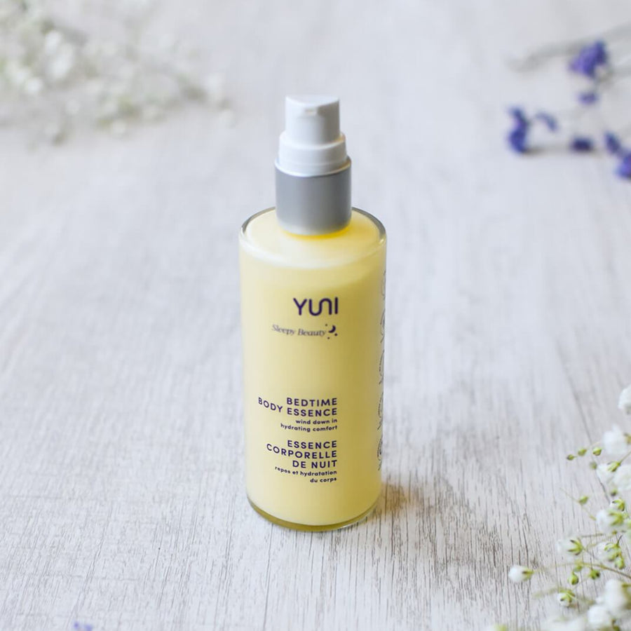 YUNI Sleepy Beauty Bedtime Body Essence-BODY LOTION-Luvi Beauty & Wellness