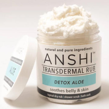 ANSHI Detox Aloe Transdermal Rub-Body Treatment-Luvi Beauty & Wellness