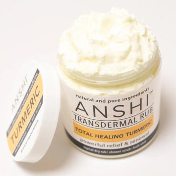 ANSHI Turmeric Transdermal Rub-Body Treatment-Luvi Beauty & Wellness