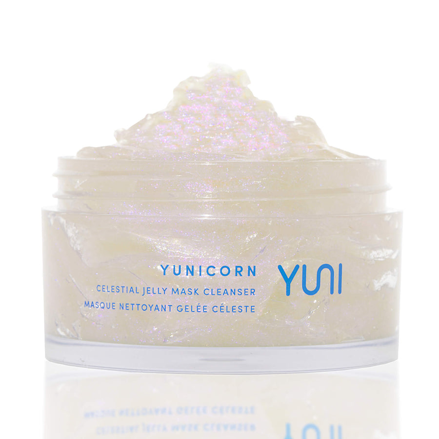 YUNI Yunicorn Celestial Jelly Daily Face Mask Cleanser-Facial Cleanser-Luvi Beauty & Wellness