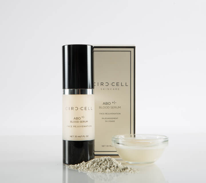 CIRCCELL ABO +|- Face Serum, Facial Serum, CIRCCELL, Luvi Beauty & Wellness