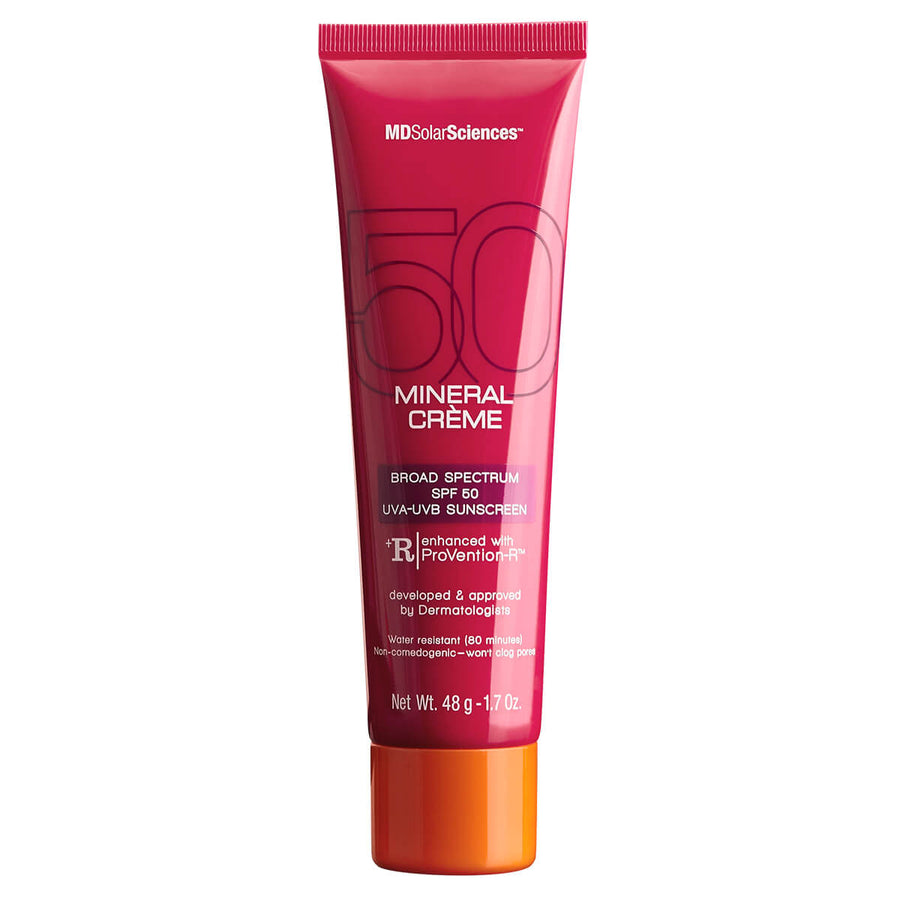 MDSolarSciences Mineral Crème SPF 50, Sunscreen, MDSolarSciences, Luvi Beauty & Wellness