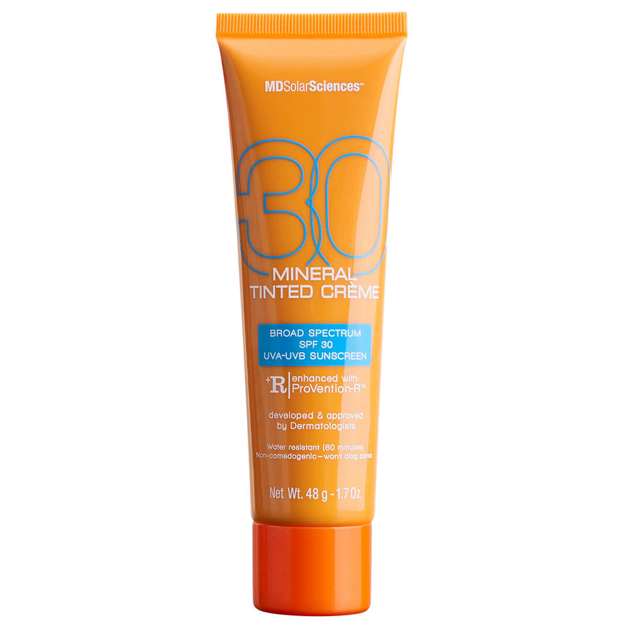 MDSolarSciences Mineral Tinted Crème SPF 30, Sunscreen, MDSolarSciences, Luvi Beauty & Wellness