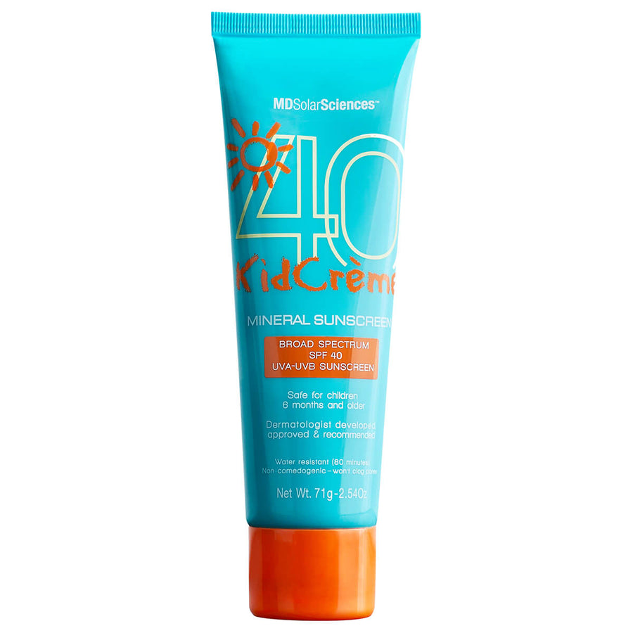 MDSolarSciences Mineral KidCrème SPF 40, Sunscreen, MDSolarSciences, Luvi Beauty & Wellness