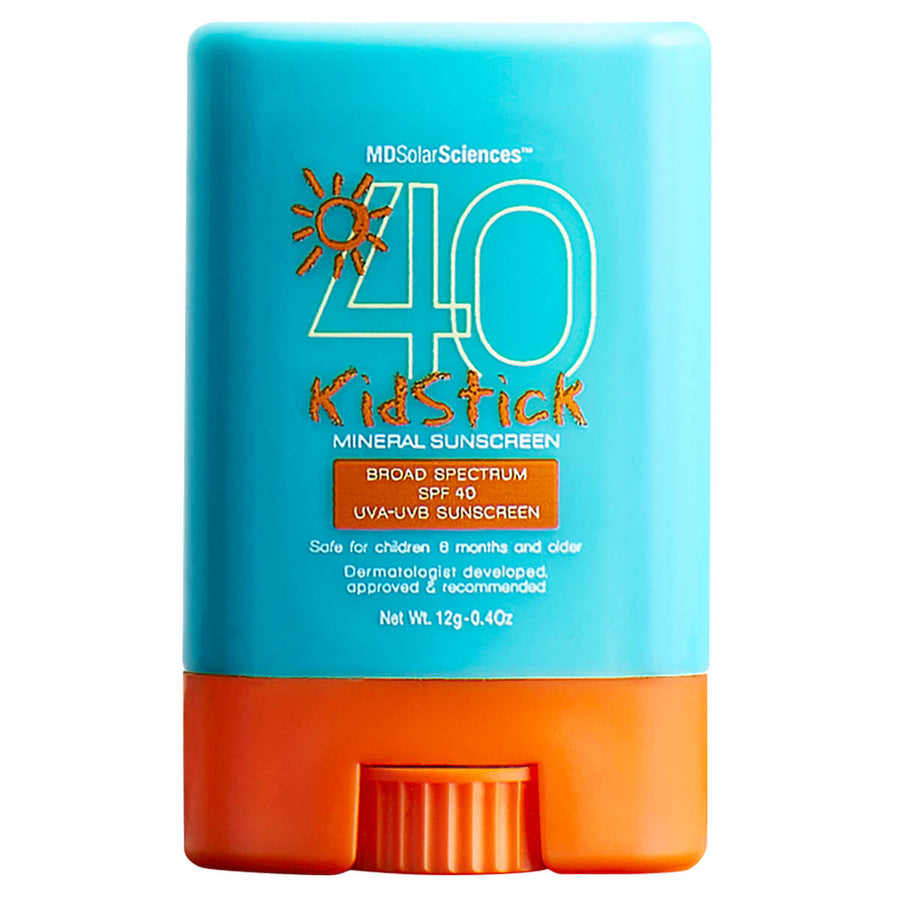 MDSolarSciences Mineral Sunscreen KidStick SPF 40, Sunscreen, MDSolarSciences, Luvi Beauty & Wellness