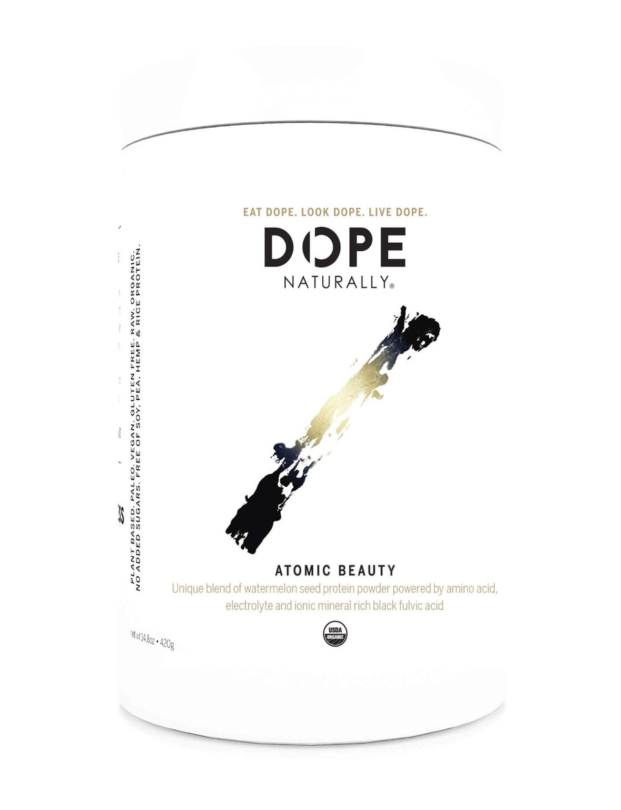 DOPE NATURALLY Atomic Beauty Plant-Based Powder, Ingestible, DOPE NATURALLY, Luvi Beauty