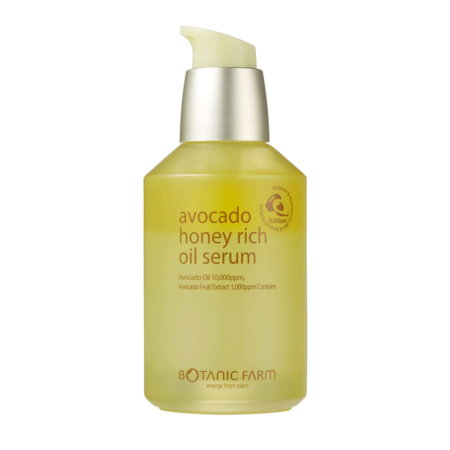 BOTANIC FARM Avocado Honey Rich Oil Serum, Facial Serum, BOTANIC FARM, Luvi Beauty