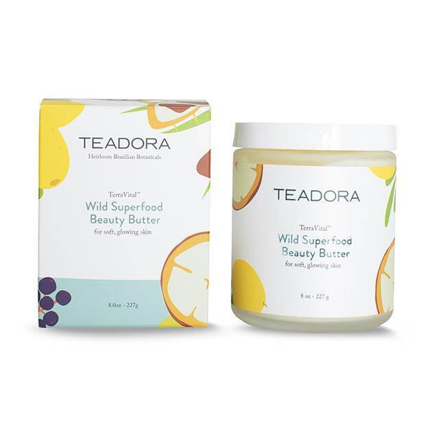 TEADORA Wild Superfood Beauty Butter, Face & Body Moisturizer, TEADORA, Luvi Beauty & Wellness