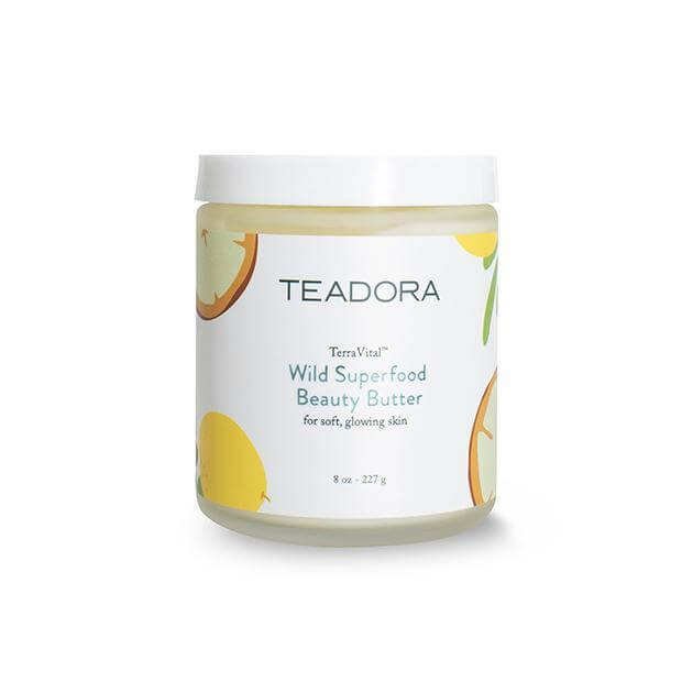 TEADORA Wild Superfood Beauty Butter-Face & Body Moisturizer-Luvi Beauty & Wellness