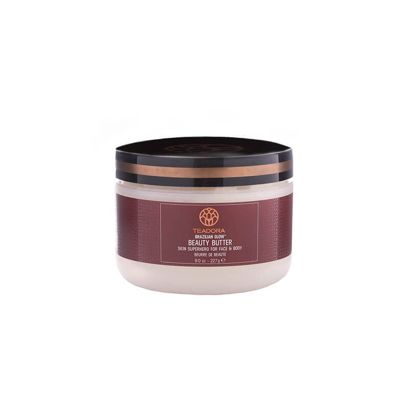 TEADORA Brazilian Glow Beauty Butter for Face & Body, Face & Body Moisturizer, TEADORA, Luvi Beauty & Wellness
