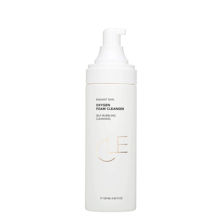 CLE Oxygen Foam Cleanser-Facial Cleanser-Luvi Beauty & Wellness