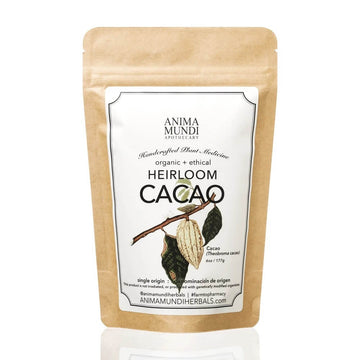 ANIMA MUNDI Cacao-Supplements-Luvi Beauty & Wellness